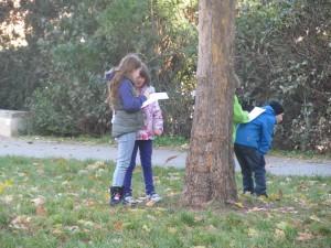 Žáci v akci